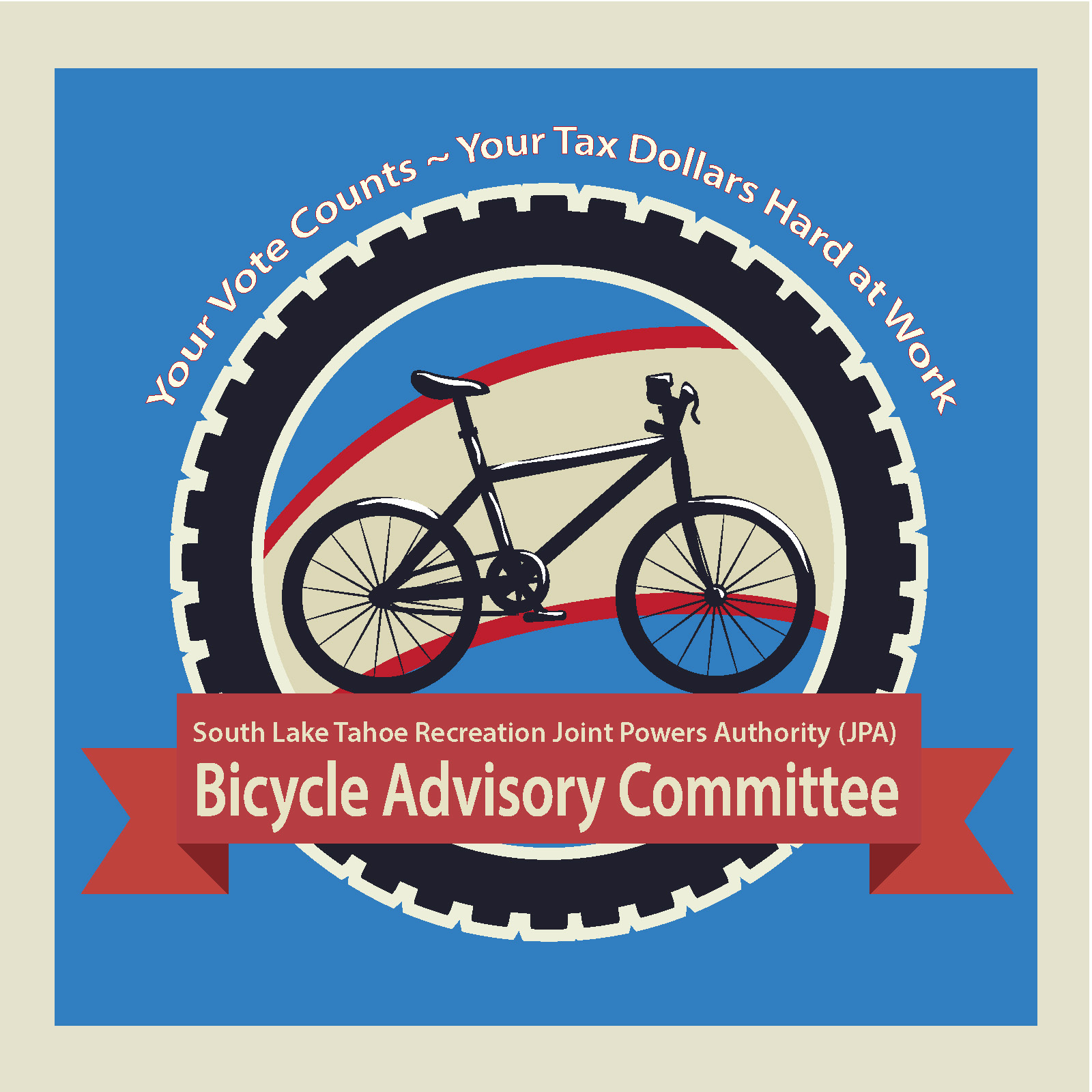 Bicycle Advisory Committee logo