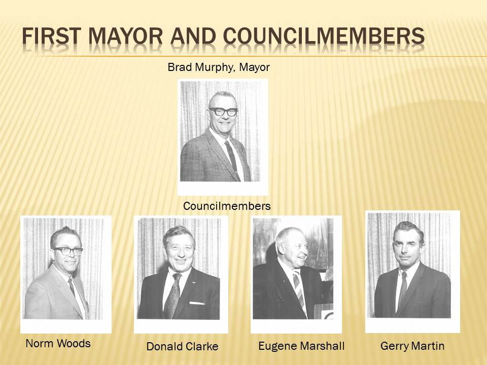 Session 1 Becoming a City Council Member and First Mayor