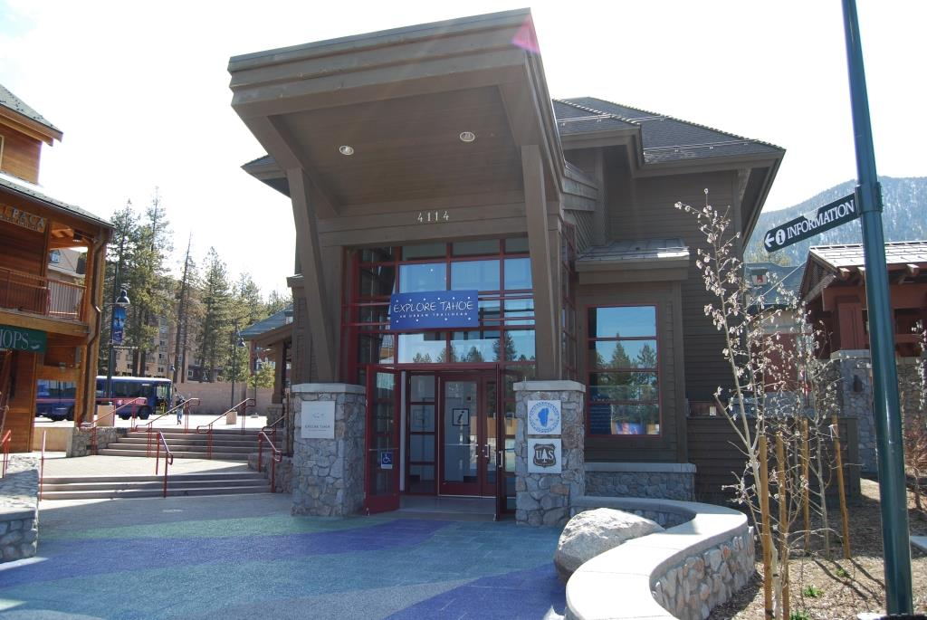Explore Tahoe Building in the Spring