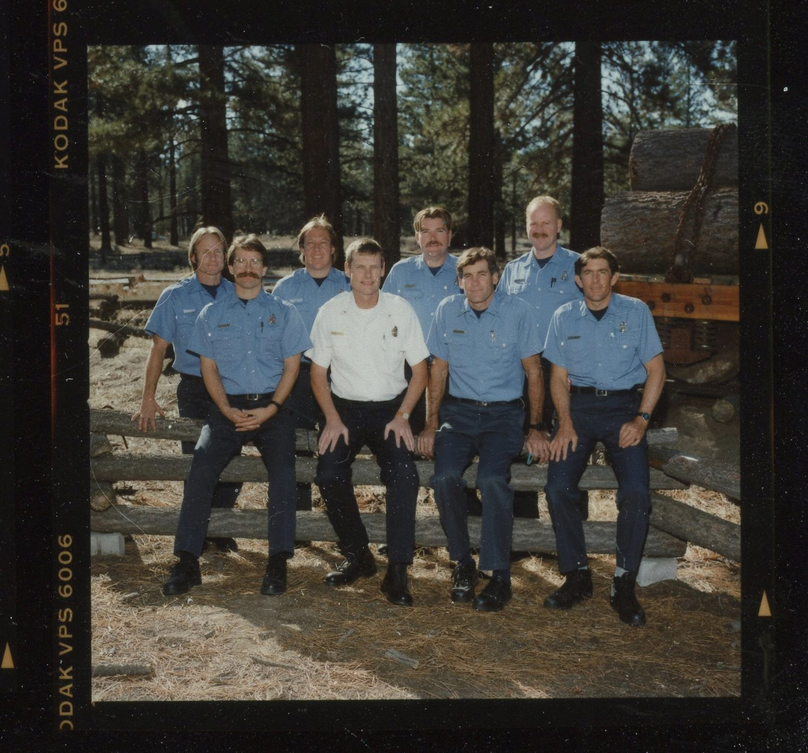 1994 Fire Department staff