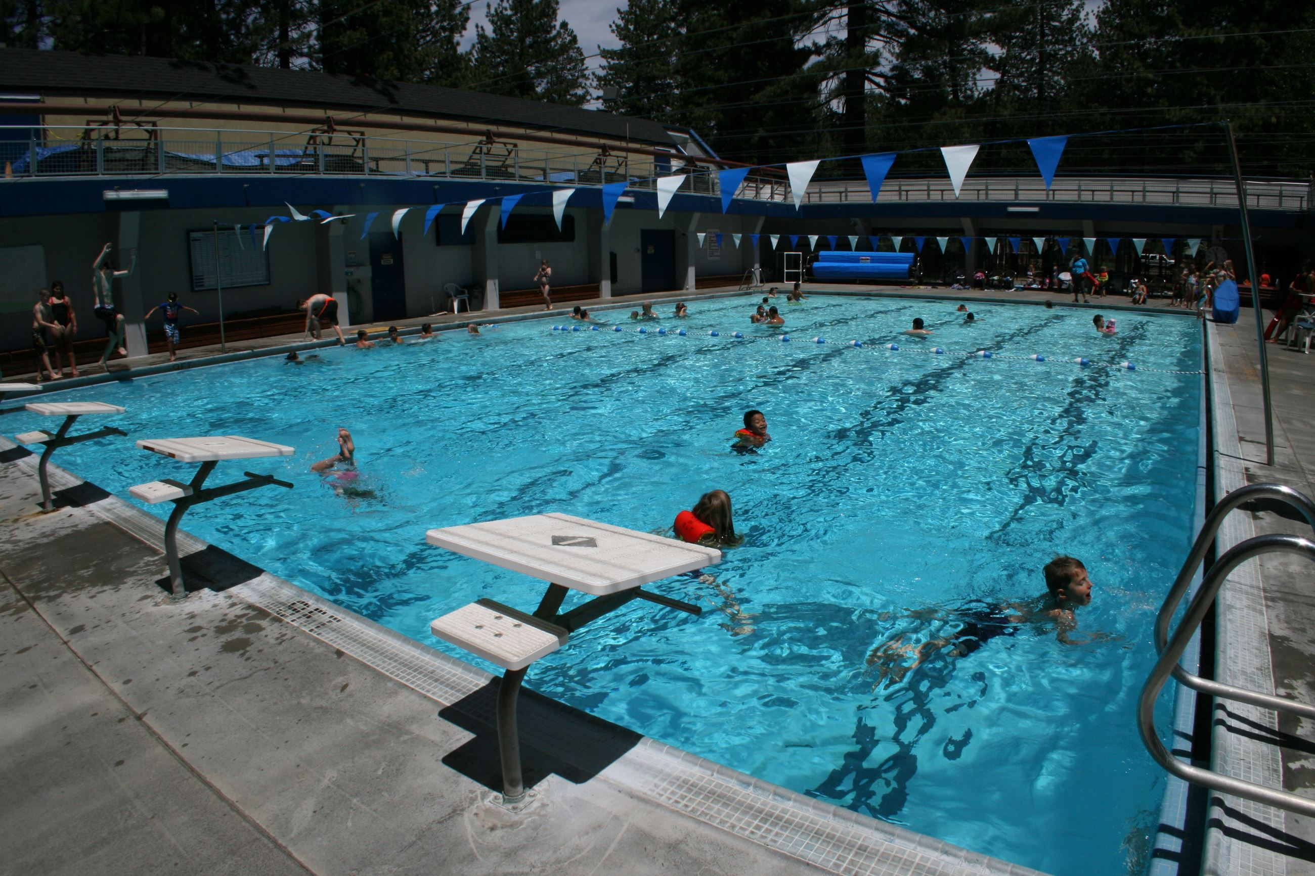 Aquatics | South Lake Tahoe, CA - Official Website