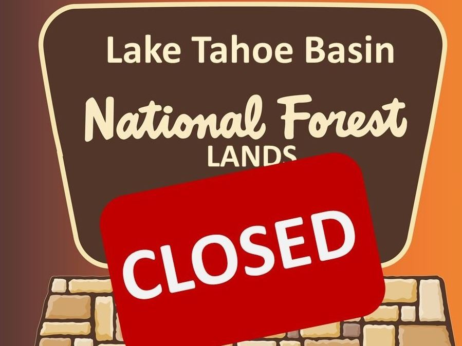 USFS Forests Closed