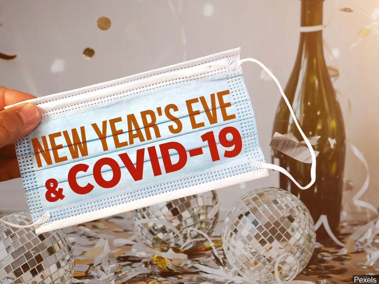 NEW YEAR'S EVE AND COVID
