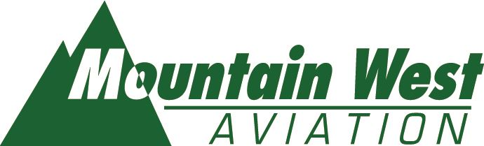 Mountain West Aviation logo