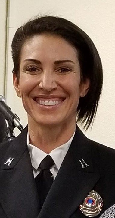 Captain Kim George, EMS Program Manager