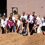LTUSD Board and City Council break ground on the new student center